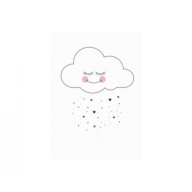Plakat Sweet Cloud - Eef Lillemor