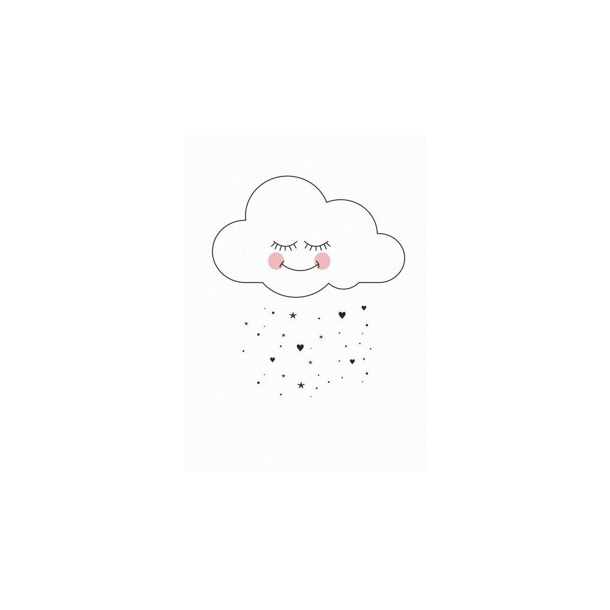 Eef Lillemor Poster Sweet Cloud