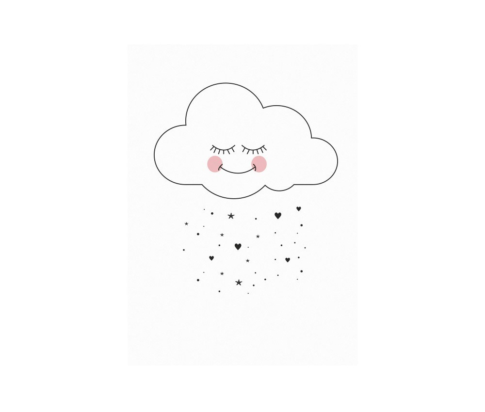 Plakat Poster Sweet Cloud