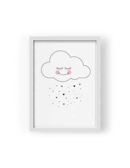 Plakat Poster Sweet Cloud - Eef Lillemor