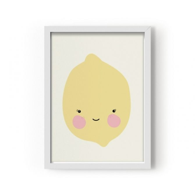 Plakat Citron - Eef Lillemor