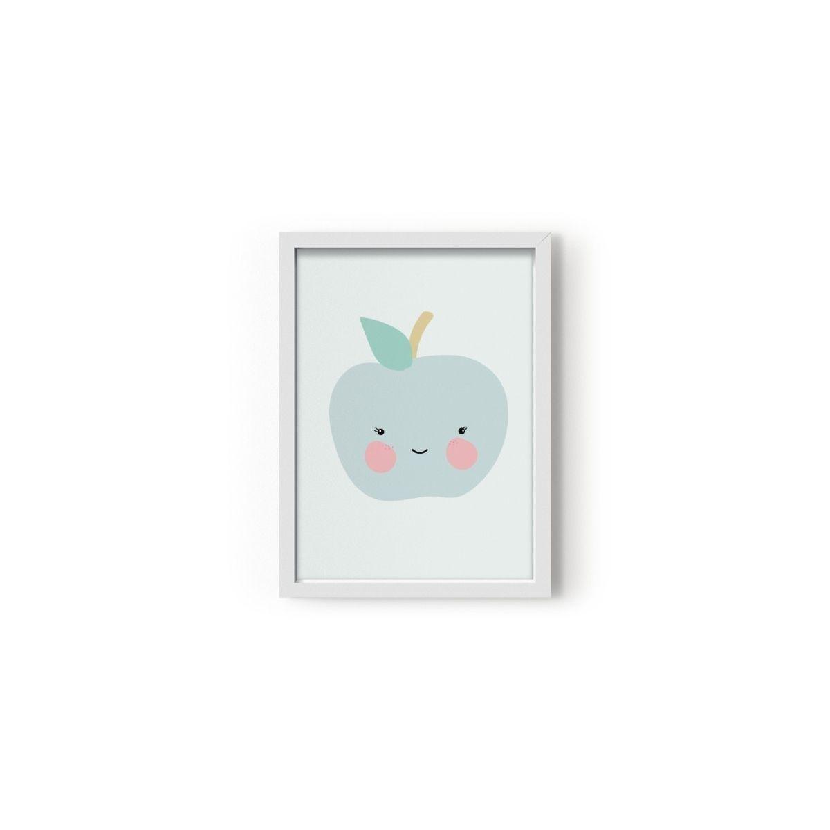 Eef Lillemor Poster Apple