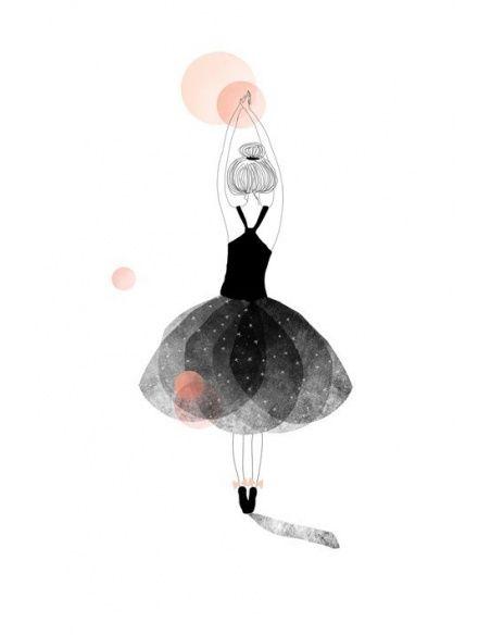 Plakat Poster Ballerine - My Lovely Thing