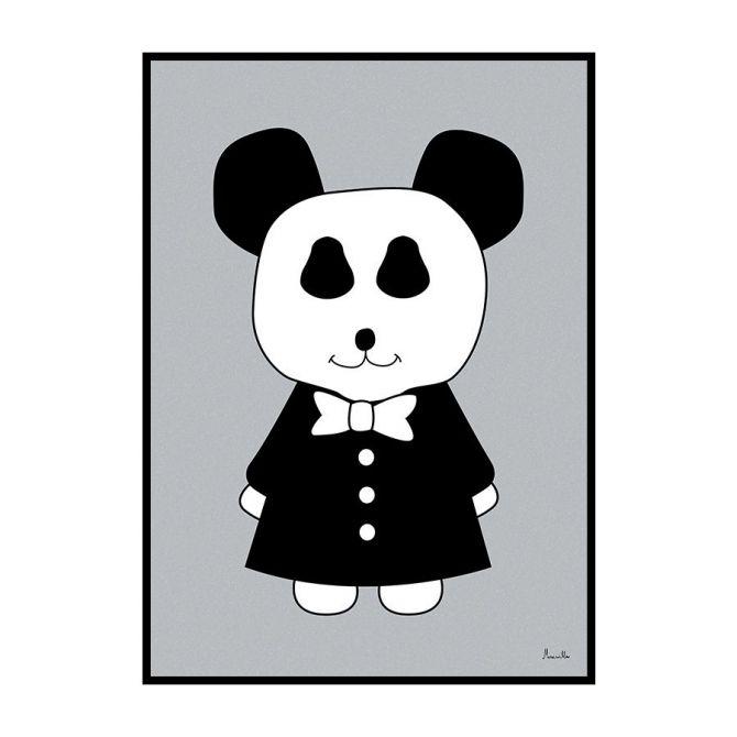Plakat Poster Mr Panda - Miniwilla