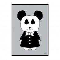 Plakat Mr Panda