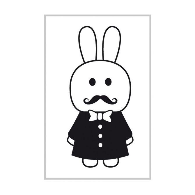 Plakat Mr Agent - Miniwilla