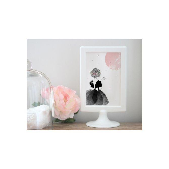 Kartka Postcard La Danseuse - My Lovely Thing