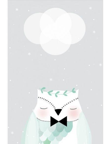 Postcard Lovely Bird - My Lovely Thing