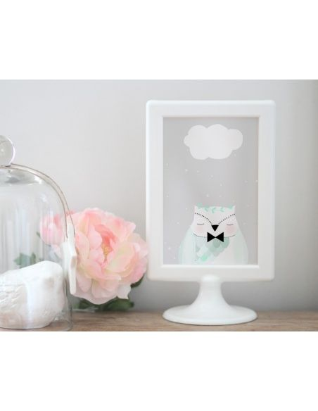 Kartka Postcard Lovely Bird - My Lovely Thing