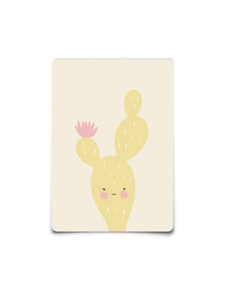 Kartka Cactus Citrine - Eef Lillemor