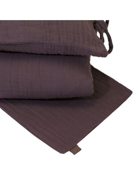 Numero 74 Duvet Cover Set dusty lilac