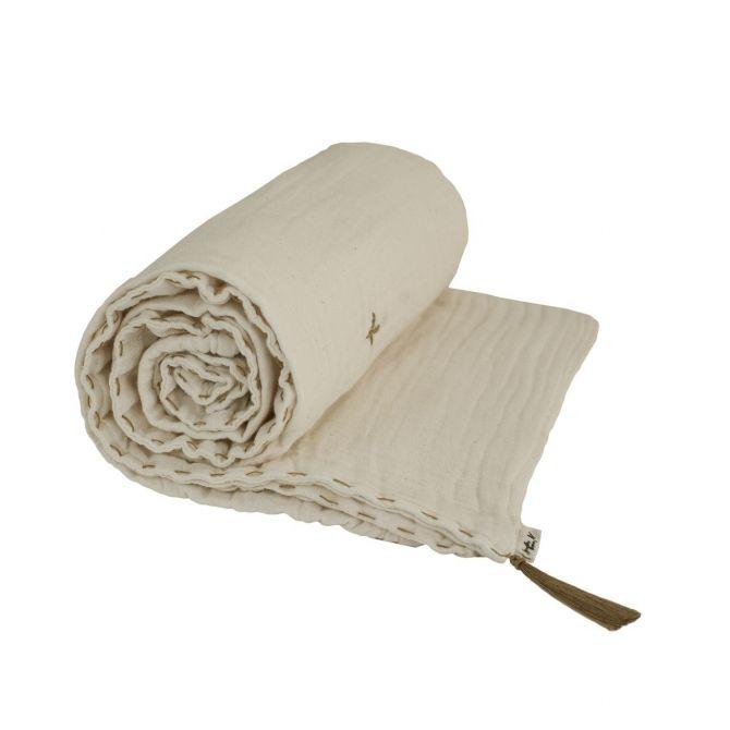 Koc Summer Blanket natural waniliowy - Numero 74