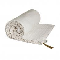 Koc Summer Blanket white biały