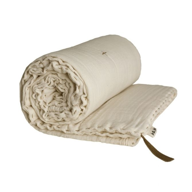 Koc Winter Blanket natural waniliowy - Numero 74