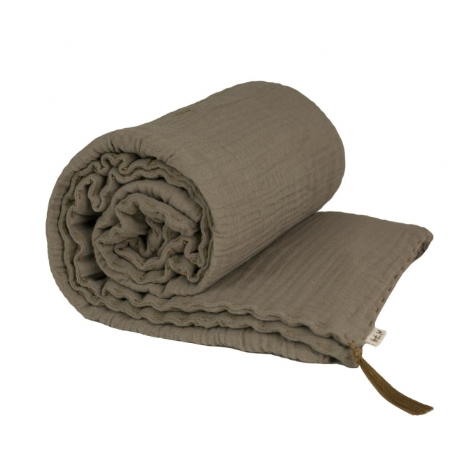 Numero 74 Winter Blanket beige