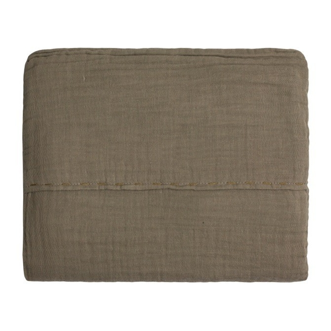 Numero 74 Top Flat Sheet Plain beige