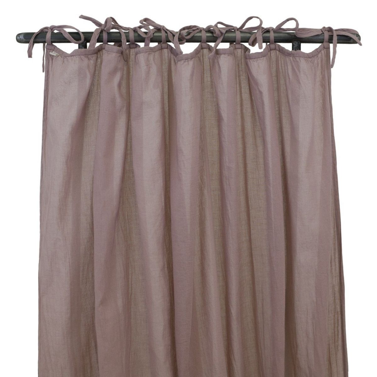 Numero 74 Gathered Curtain dusty pink