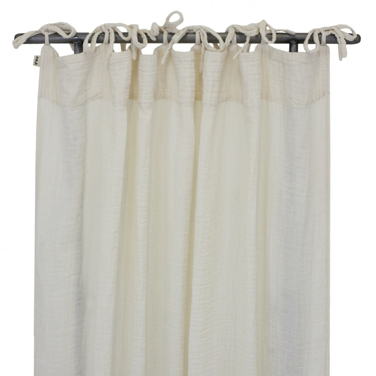 Numero 74 Flat Curtain natural
