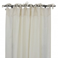 Flat Curtain natural