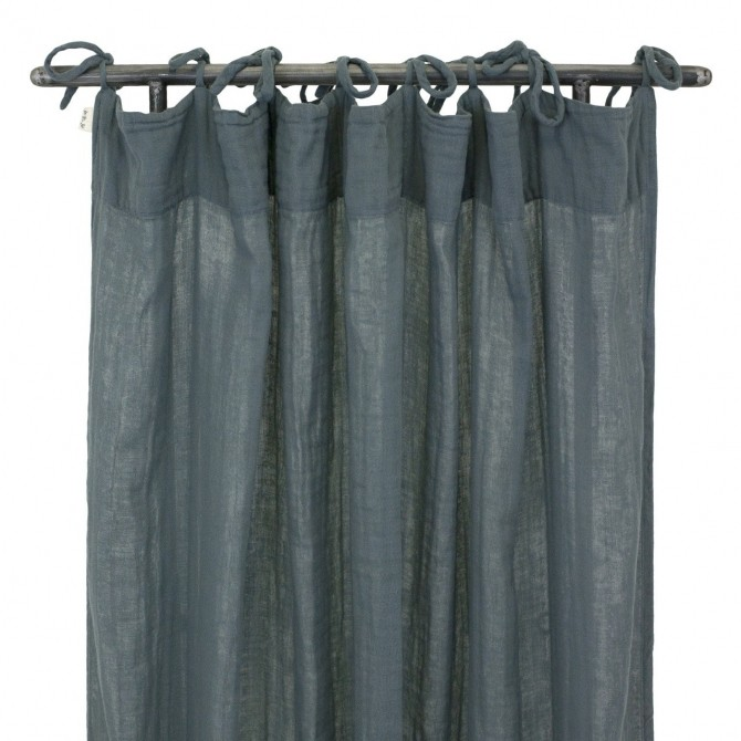 Flat Curtain ice blue - Numero 74