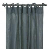 Flat Curtain ice blue