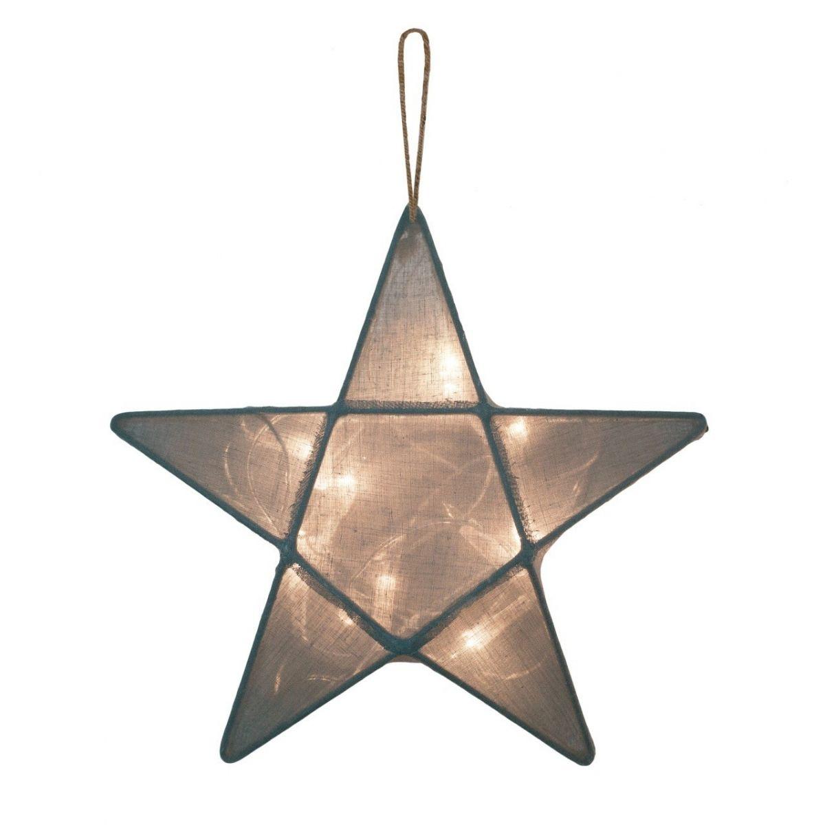 Lampa Gwiazda szaroniebieska - Numero 74