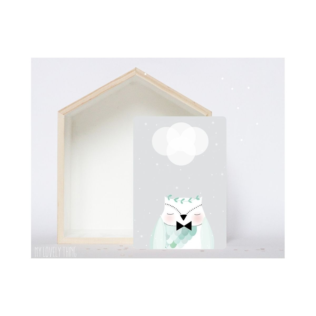 Poster Lovely Bird - My Lovely Thing