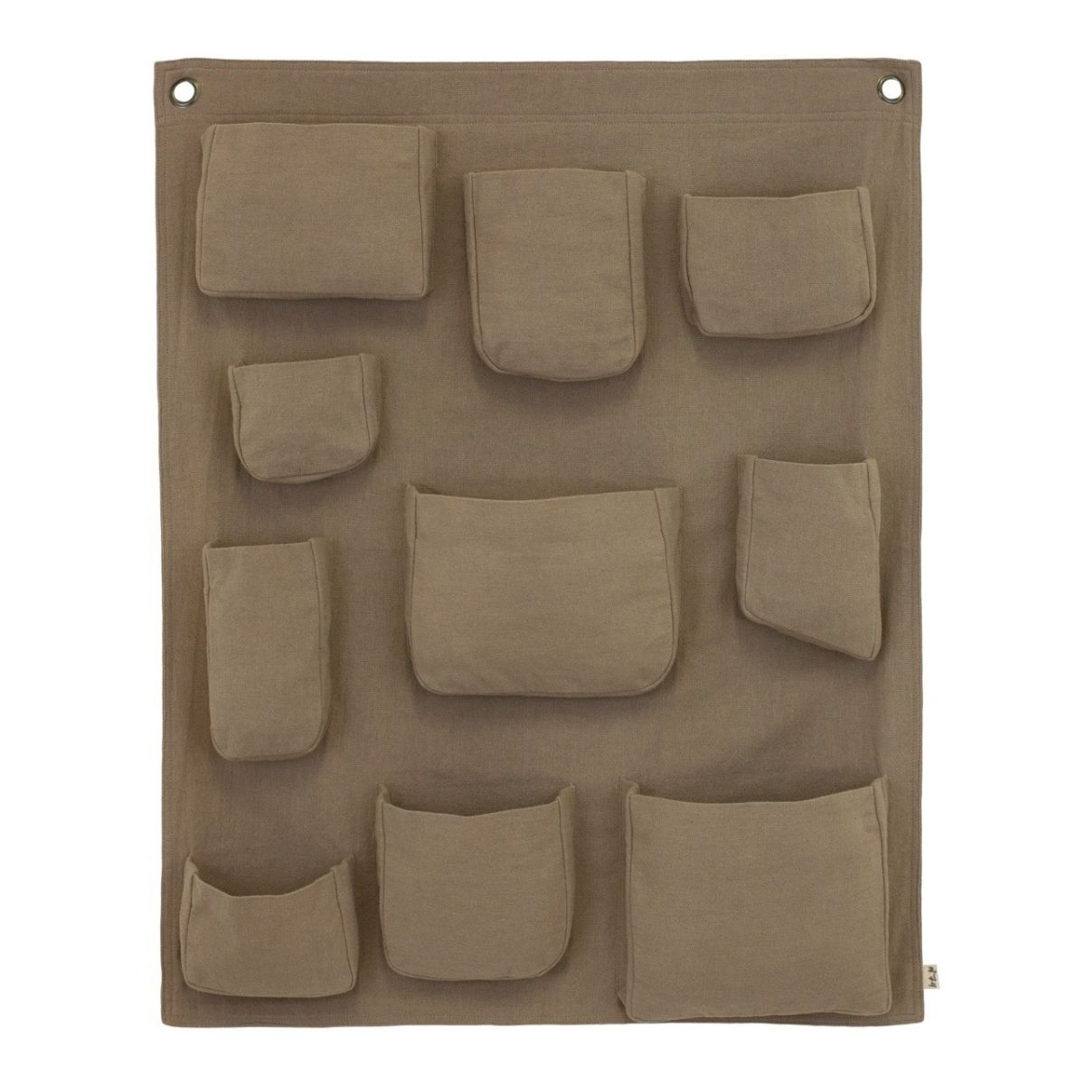 Numero 74 Wall Pocket beige