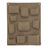 Wall Pocket beige