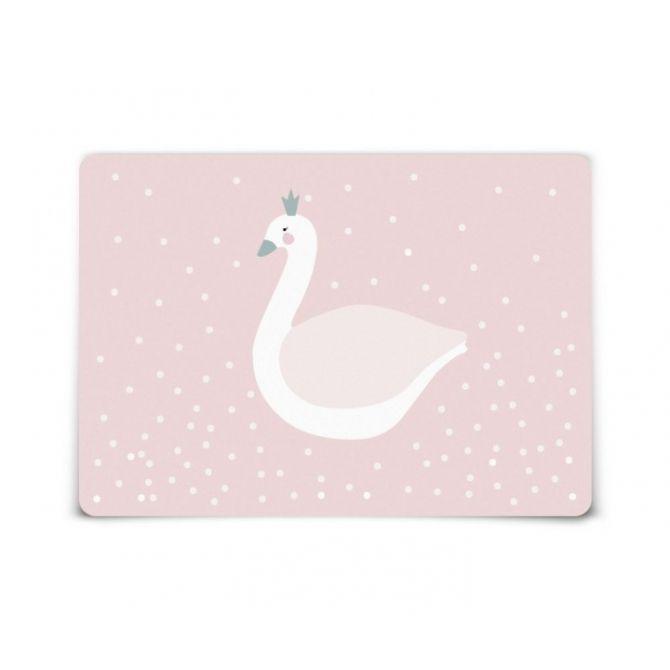 Postcard Swan - Eef Lillemor