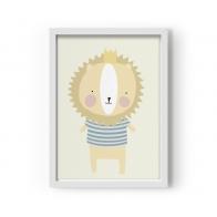 Poster Mr Lion