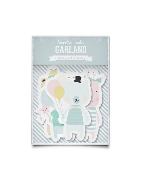 Eef Lillemor Garland Animals