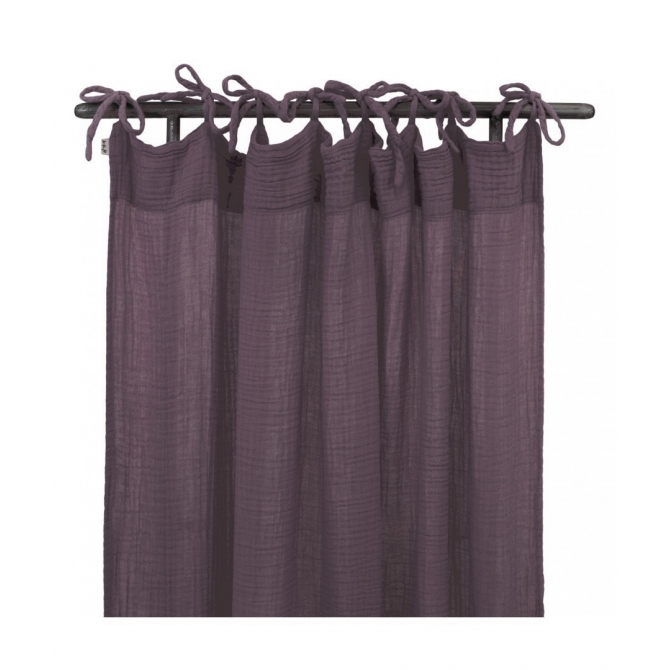 Flat Curtain dusty lilac - Numero 74