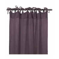 Flat Curtain dusty lilac
