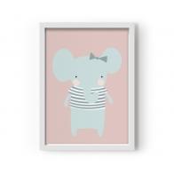 Plakat Miss Elephant