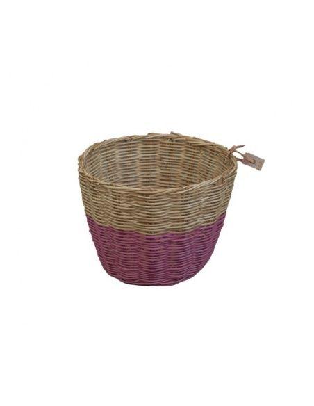 Basket rattan baobab rose - Numero 74