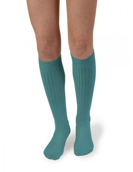 Collégien Kneesocks EMBRUN emerald