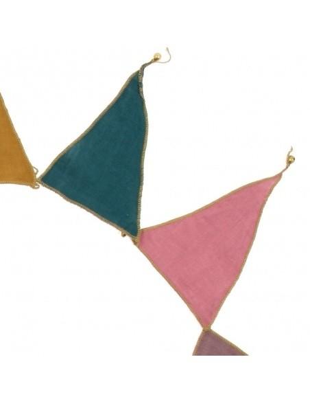 Girlanda Garland Bunting multicolor kolorowa - Numero 74