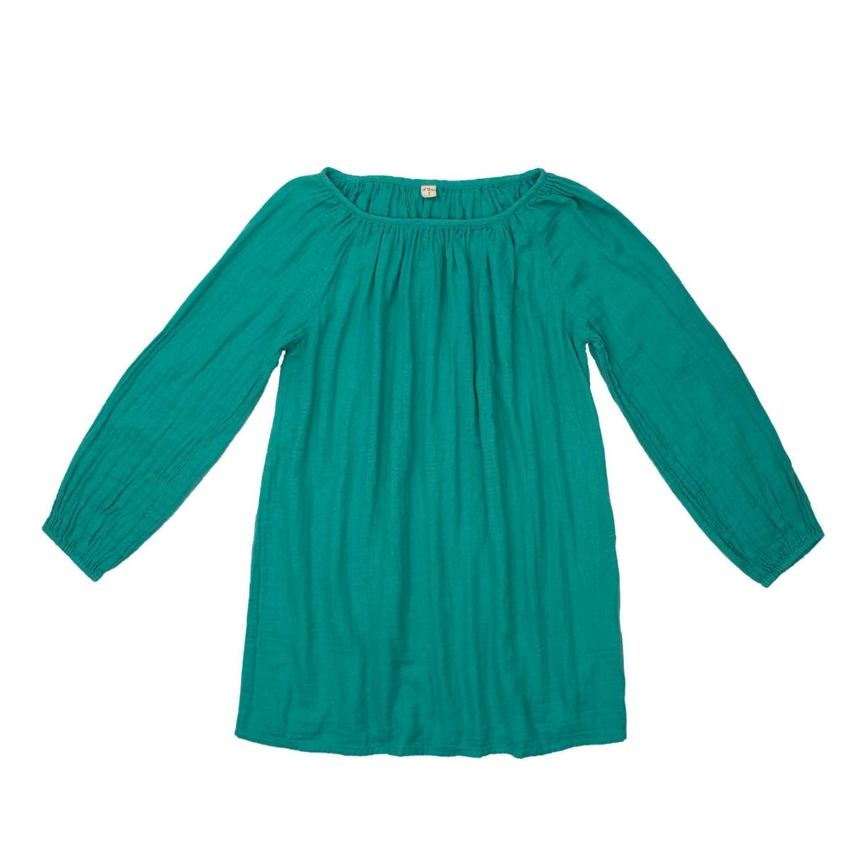 Numero 74 Tunic for mum Nina aqua blue