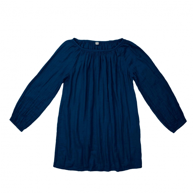 Numero 74 Tunic for mum Nina night blue