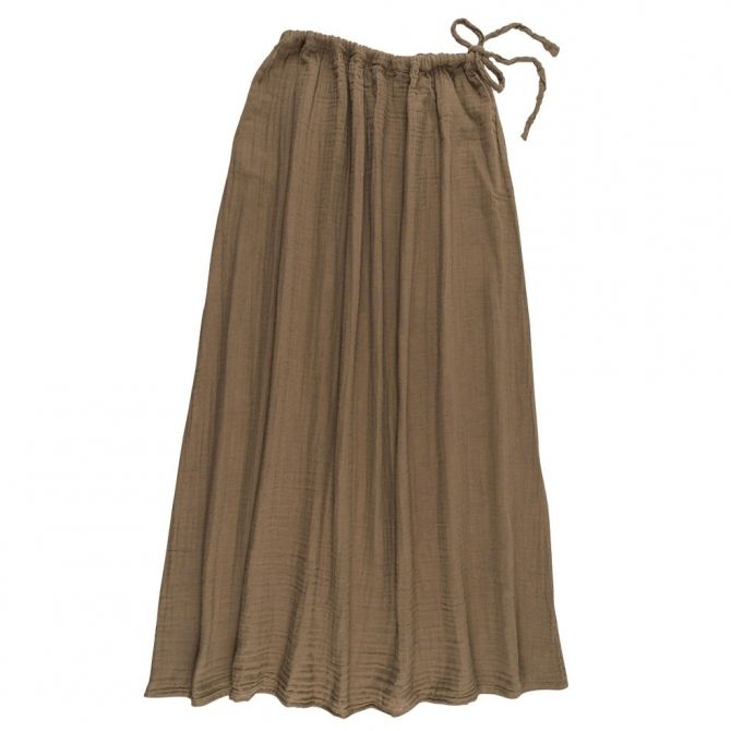 Skirt for mum Ava long beige - Numero 74