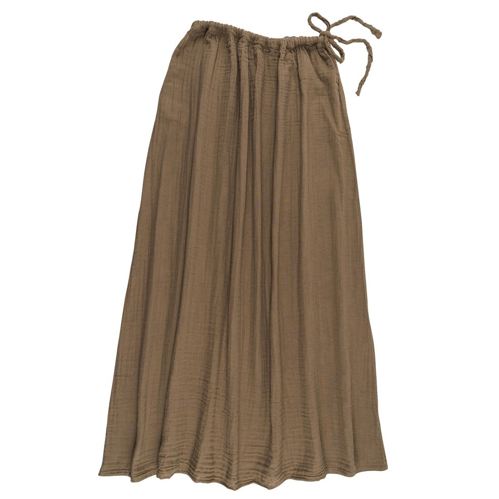 Skirt for mum Ava long beige