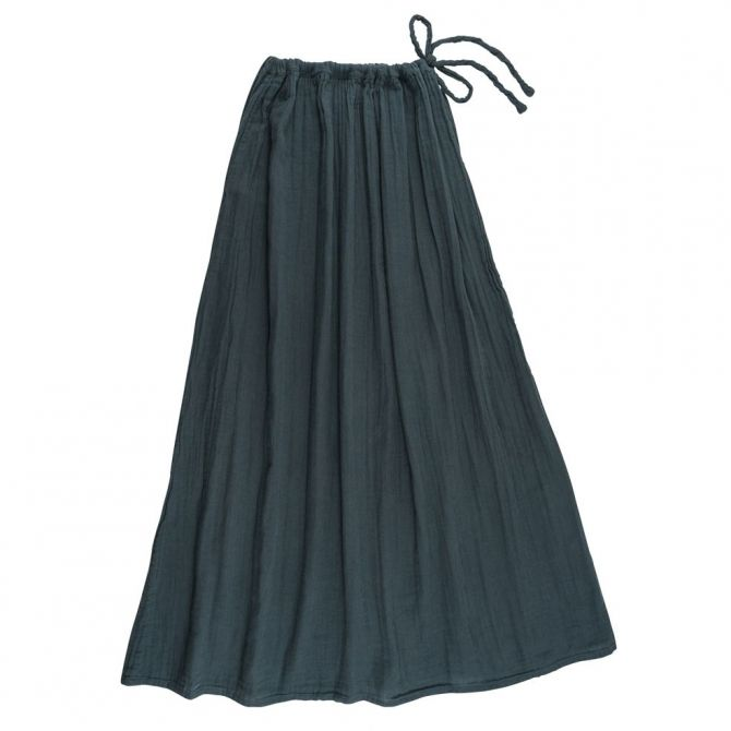 Numero 74 Skirt for mum Ava long ice blue