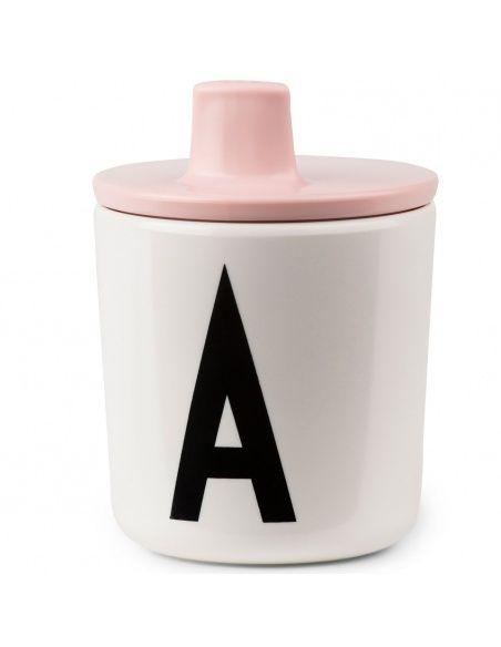 Nakładka na kubek - Design Letters