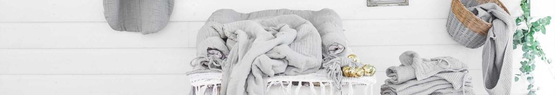 Szlafroki i ręczniki | Miss Lemonade