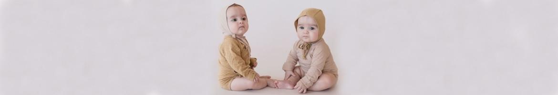 Salopette bébé | Mademoiselle Limonade