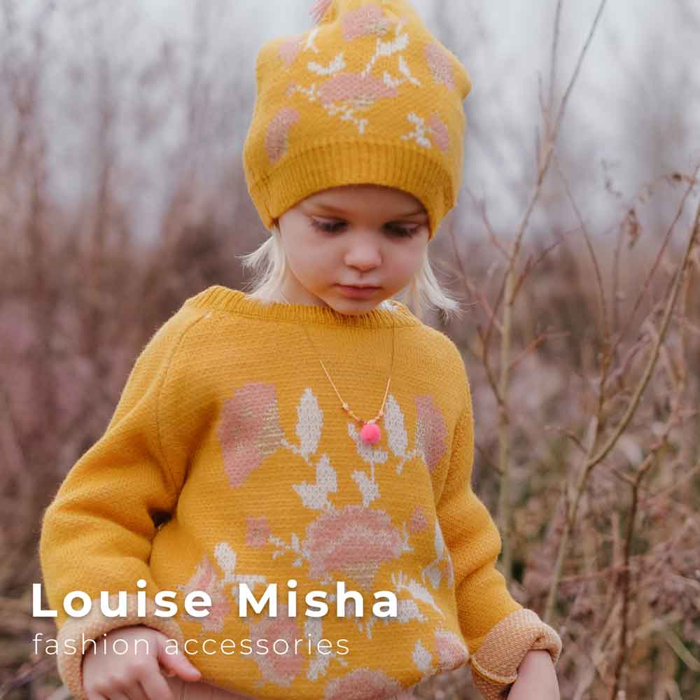 Louise Misha accessories